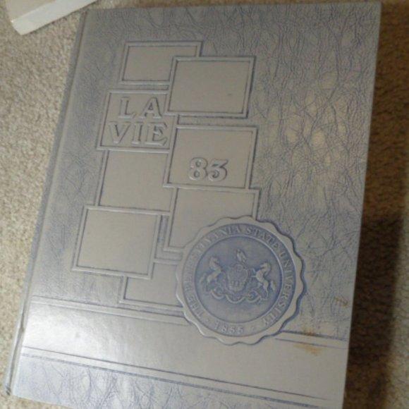 The Pennsylvania state university 1983  yearbook